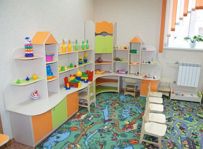 Мебель для детского сада.